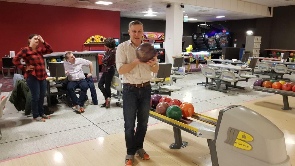 ÖJW Bowlingturnier 2019: Volle Konzentration